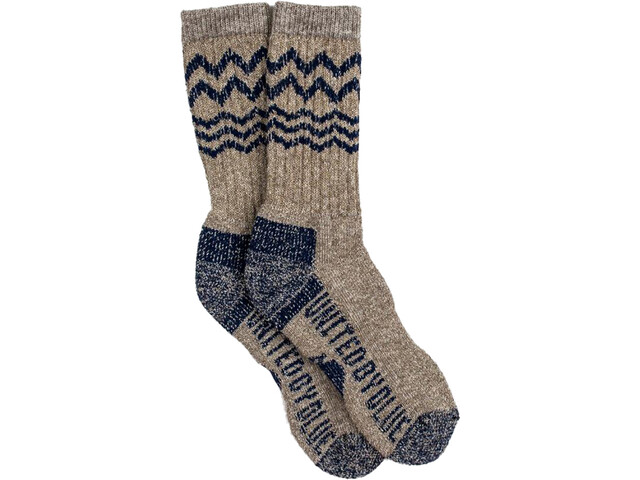 United By Blue Classic Ultimate Bison Socks navy
